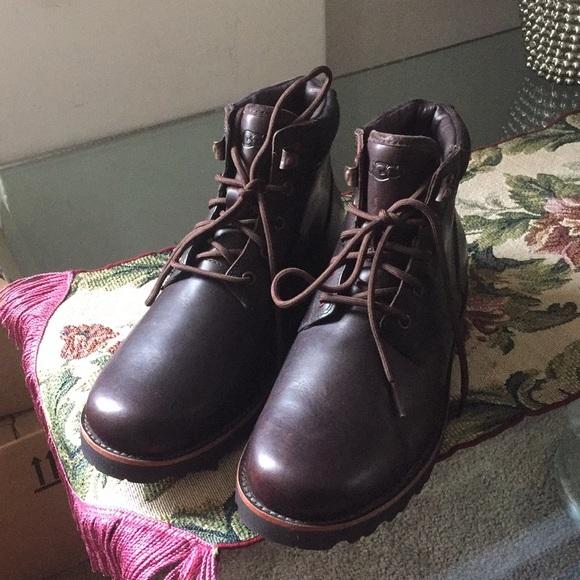 b0c4829db1a UGG SETON TALL BOOT Color:STOUT